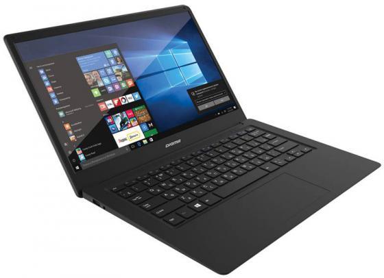 Ноутбук Digma CITI E401 14.1 1920x1080 Intel Atom-x5-Z8350 32 Gb 4Gb Intel HD Graphics 400 черный Windows 10 Home ET4007EW ноутбук digma citi e202