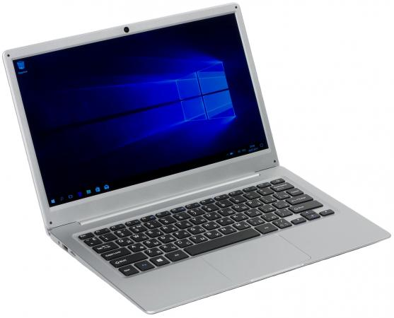 Ноутбук Digma EVE 300 13.3 1920x1080 Intel Atom-x5-Z8350 32 Gb 2Gb Intel HD Graphics 400 серебристый Windows 10 Home ноутбук digma eve 300 intel atom x5 z8350 1440 mhz 13 3 1920x1080 2gb 32gb ssd dvd нет intel hd graphics 400 wi fi bluetooth windows 10 home