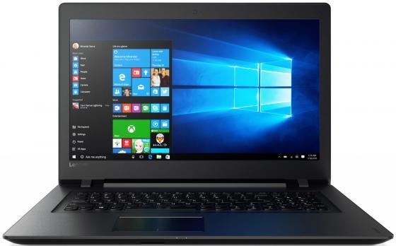"""Ноутбук Lenovo V110-17IKB 17.3"""" 1600x900 Intel Core i5-7200U 1 Tb 4Gb Intel HD Graphics 620 серый Windows 10 Professional"""