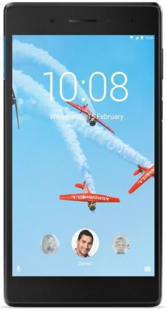 Планшет Lenovo Tab 4 TB-7304i 7 16Gb черный Wi-Fi 3G Bluetooth Android ZA310031RU смартфон lenovo vibe c2 power 16gb k10a40 black