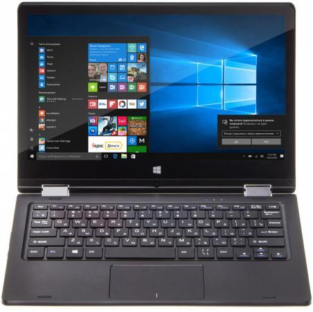 Ноутбук Digma Digma CITI E202 11.6 1366x768 Intel Atom-x5-Z8350 32 Gb 4Gb Wi-Fi Intel HD Graphics 400 черный Windows 10 Home телевизор digma dm led32r201bt2