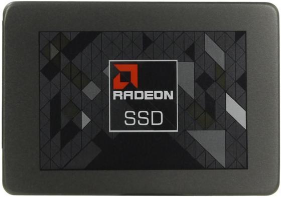 Твердотельный накопитель SSD 2.5 120Gb AMD Write 520Mb/s Read 290Mb/s SATAIII RADEON R5 R5SL120G твердотельный накопитель ssd m 2 64gb transcend mts600 read 560mb s write 310mb s sataiii ts64gmts600