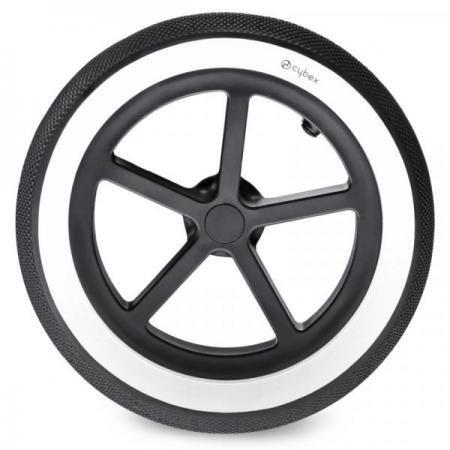Комплект задних колес для коляски Cybex Priam All Terrain (chrome) комплект задних колес для коляски cybex priam all terrain matt black