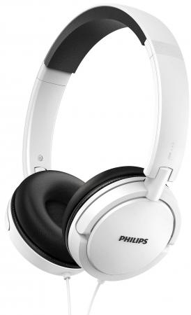 Наушники Philips SHL5000WT/00 белый наушники philips she8100bk 00 philips she3590pp
