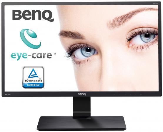 Монитор 22 BENQ GW2270HE черный VA 1920x1080 250 cd/m^2 5 ms VGA HDMI Аудио монитор 23 samsung c24f396fhi черный va 1920x1080 250 cd m^2 4 ms hdmi vga аудио