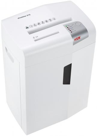 цена на Уничтожитель бумаг HSM ShredStar X15 17лст 25лтр 1030121