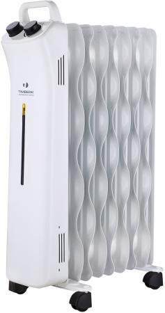 Масляный радиатор Timberk TOR 51.1507 BTM 1500 Вт белый