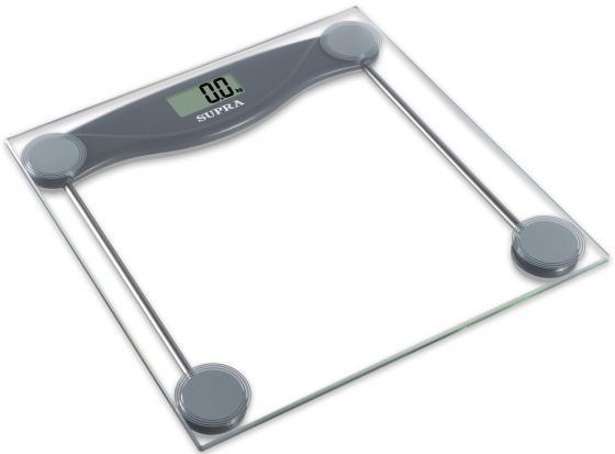 Весы напольные Supra BSS-2010 прозрачный