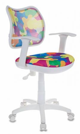 купить Кресло детское Бюрократ CH-W797/ABSTRACT абстракция дешево