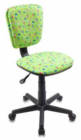 Кресло детское Бюрократ CH-204NX/CACTUS-GN зеленый кактусы ch 204nx cactus gn