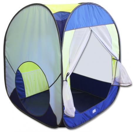 Игровая палатка BELON Квадрат увеличенный-2 ПИ-004КУ-СТ3