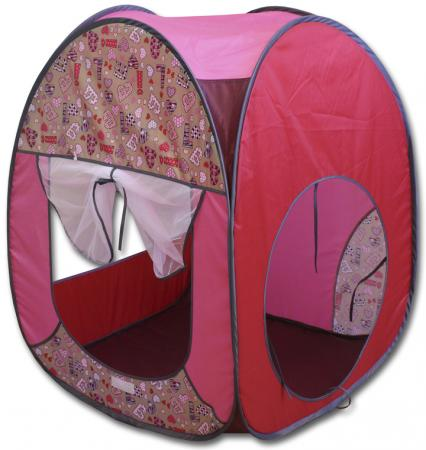 Игровая палатка BELON Квадрат Буквы ПИ-004К-ПР5