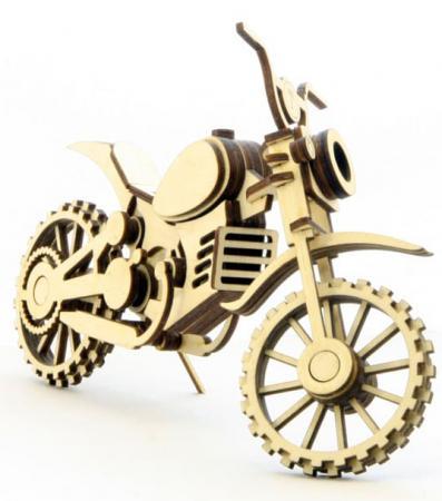 Конструктор LEMMO Мотоцикл Кросс 75 элементов МЦ-4 мц 21 цевье где купить