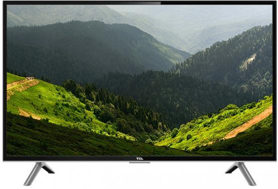 Телевизор LED 49 TCL LED49D2900S черный 1920x1080 60 Гц S/PDIF led телевизор tcl led49d2930us