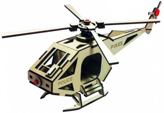 Конструктор LEMMO Вертолет ПОЛИЦИЯ 47 элементов ВТ-1 конструктор lemmo вертолет витя 44эл