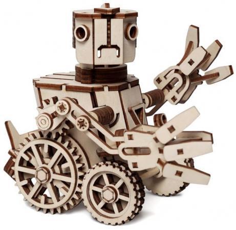 Конструктор LEMMO Робот МАХ 134 элемента 0061 lemmo конструктор леммитс кеша