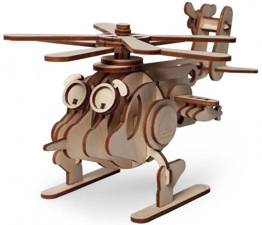 Конструктор LEMMO Вертолет СЕРЖ 49 элементов lemmo конструктор леммитс кеша