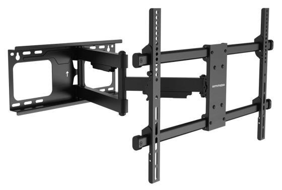 """лучшая цена Кронштейн ARM Media Paramount-60 черный для LED/LCD ТВ 32""""-75"""" настенный до 60кг"""