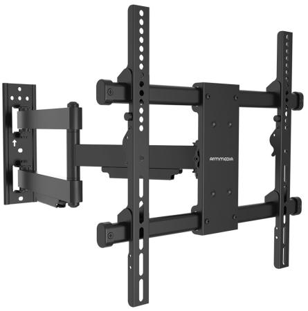 Кронштейн ARM Media Paramount-40 черный для LED/LCD ТВ 26-65 настенный до 50кг