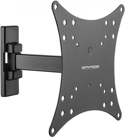 Кронштейн ARM Media Mars-03 черный для LED/LCD ТВ 20-43 настенный до 20кг arm media mars 200 15 40