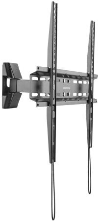 Кронштейн ARM Media LCD-413 черный для LED/LCD ТВ 26-55 настенный до 35кг