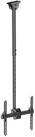 "Купить со скидкой Кронштейн ARM Media LCD-1700 черный для LED/LCD ТВ 26""-65"" потолочный до 55кг"