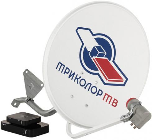 Фото - Комплект спутникового телевидения Триколор GS B532M + GS C592 Европа комплект на 2 ТВ черный 046/91/00048954 тв тюнер ресивер general satellite gs c592