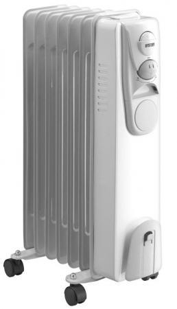 Купить Масляный радиатор MYSTERY MH-7003 1500 Вт белый