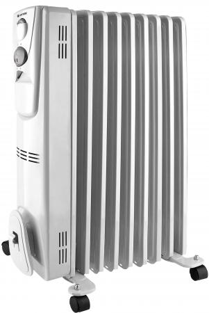 Фото - Масляный радиатор Vitek VT-2127 W 2000 Вт белый масляный радиатор vitek vt 1711 w