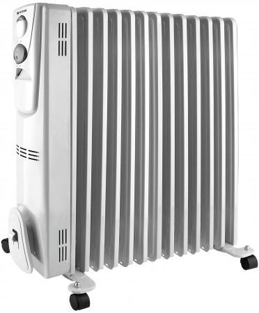 Масляный радиатор Vitek VT-2129 W 2500 Вт белый