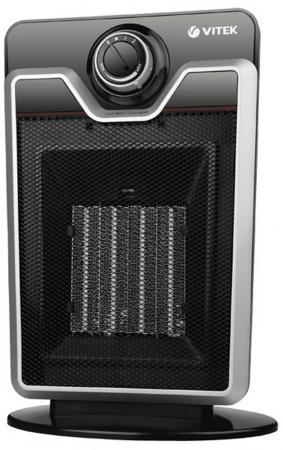 Тепловентилятор Vitek VT-1750 2000 Вт чёрный