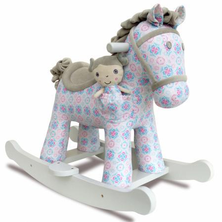 Качалка LITTLE BIRD TOLD ME Лошадка Рози LB3056 оптом купить детские игрушки в москве
