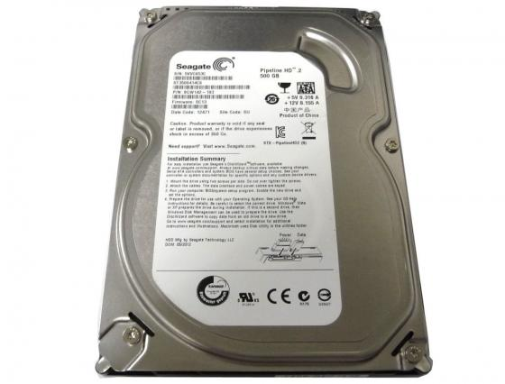 "Жесткий диск 3.5"" 500 Gb 5900rpm 16Mb cache Seagate Pipeline HD SATAIII ST3500414CS"