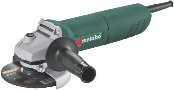 Углошлифовальная машина Metabo W 1100-125 1100 Вт 601237000