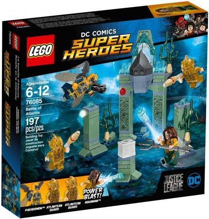 Конструктор LEGO Super Heroes: Битва за Атлантиду 197 элементов 76085 конструктор lego super heroes битва за атлантиду 76085 l