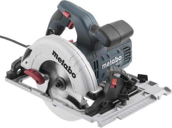 Дисковая пила Metabo KS 55 FS 1200Вт 160мм 600955000 цена