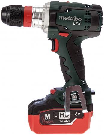 Ударная дрель-шуруповерт Metabo BS 18LTXQuick 602193660 аккумуляторный винтоверт metabo bs 18 ltx quick 602193660