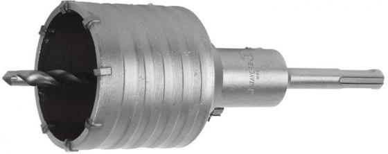 Коронка Stayer Master буровая SDS-plus хвостовик в сборе 80мм 29190-80 коронка по кирпичу в сборе sds plus d68 мм