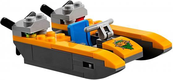 Конструктор LEGO City: набор для начинающих Джунгли 88 элементов 60157 конструкторы lego lego игрушка город набор для начинающих остров тюрьма модель 60127 city