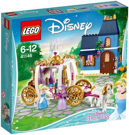 Конструктор LEGO Disney Princesses сказочный вечер Золушки 350 элементов 41146 lego lego disney princesses 41140 королевские питомцы ромашка