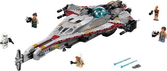 Конструктор LEGO Star Wars: Стрела 775 элементов 75186 конструктор lego star wars боевой набор галактической империи 109 элементов 75134