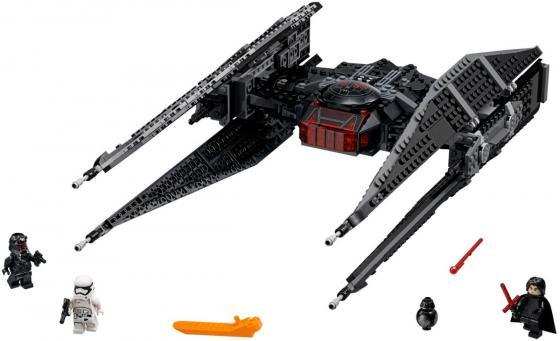 Конструктор LEGO Star Wars: Истребитель СИД Кайло Рена 630 элементов 75179 вытяжка elikor графит 60 stainless steel black glass