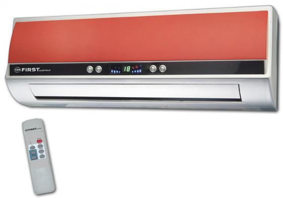 Тепловентилятор First FA-5571-8-RE 2000 Вт красный белый