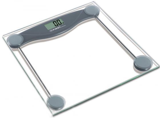 Весы напольные First FA-8013-3-GR серый