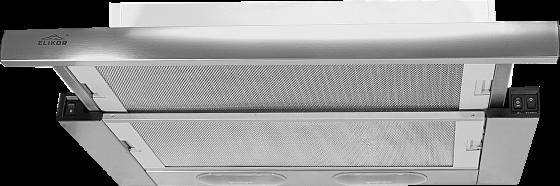 Фото - Вытяжка встраиваемая Elikor 2М 60 нержавеющая сталь вытяжка elikor выдвижной блок 2м 60
