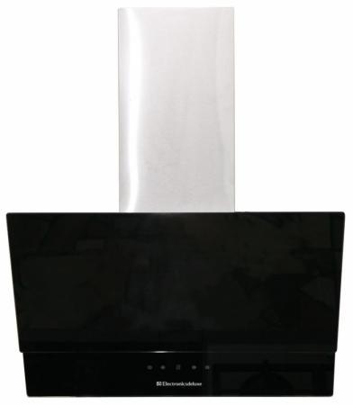 Вытяжка встраиваемая Electronicsdeluxe ACC-T60-S-B-32 черный/серебристый
