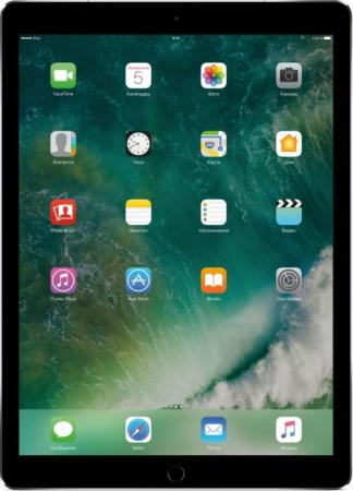 Apple iPad Pro 12.9-inch Wi-Fi + Cellular 256GB - Space Grey [MPA42RU/A] NEW