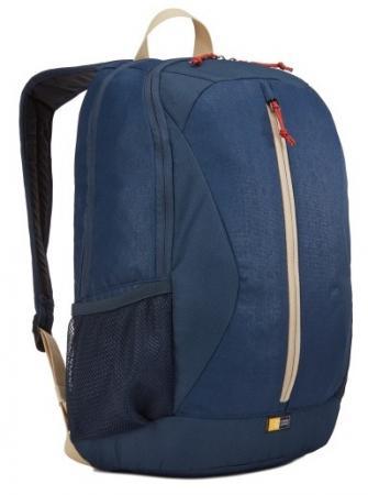 Рюкзак для ноутбука 15.6 Case Logic Ibira полиэстер синий (IBIR-115-DRESSBLUE) рюкзак case logic 15 6 evolution backpack bpeb 115k