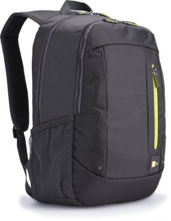 Рюкзак для ноутбука 15.6 Case Logic JAUNT WMBP-115-ANTHRACITE нейлон антрацит рюкзак case logic 15 6 evolution backpack bpeb 115k