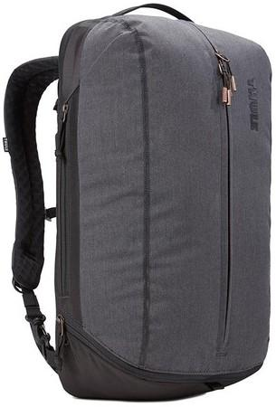 """Фото #1: Рюкзак для ноутбука MacBook Pro 15"""" Thule Vea Backpack 21L полиэстер нейлон черный"""